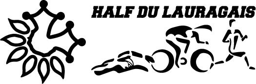 Half du Lauragais by TOAC Triathlon Logo